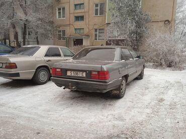 Audi 100 2.3 л. 1990   13580 км