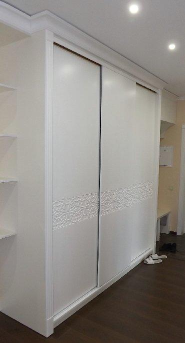 шкафы купе мебель в Кыргызстан: Мебель на заказ любой сложности и дизайна