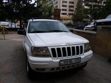Bakı şəhərində Jeep Cherokee 2000