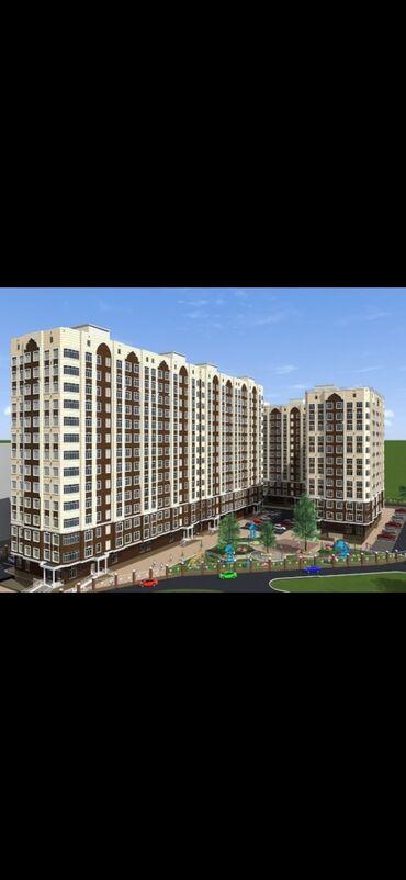 жилой комплекс малина бишкек в Кыргызстан: Продается квартира:Элитка, Асанбай, 1 комната, 52 кв. м