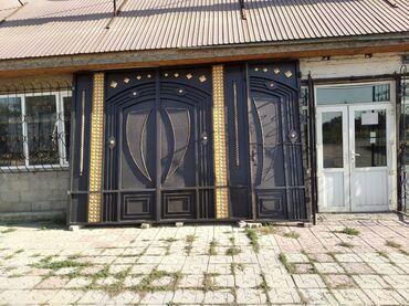 гантели для начинающих дома в Кыргызстан: Ворота   Распашные   Металлические
