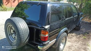 купить авто в аварийном состоянии в Ак-Джол: Nissan Terrano II 2.7 л. 1996