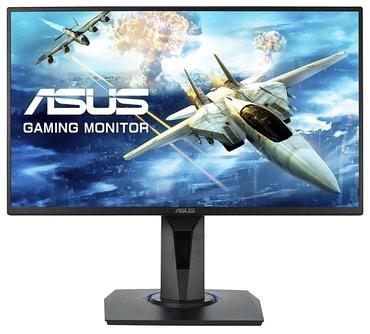 Gaming monitor - Azərbaycan: Monitor Asus Gaming Monitor VG255H (90LM0440-B01370)Marka: Asus Model