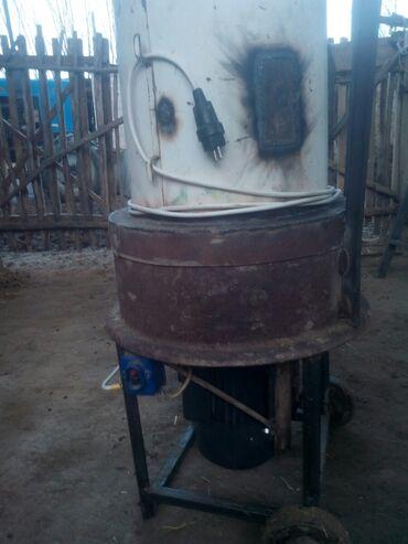 Животные - Теплоключенка: Чөп туурагыч сатылат,220 менен иштейт,мотордун обороту3000, кв 3,5 кв