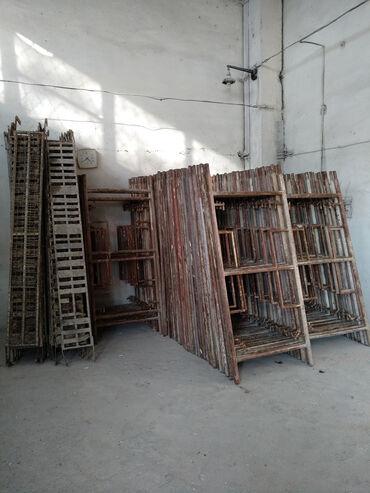 наливной пол цена работ бишкек в Кыргызстан: Сдам в аренду Строительные леса