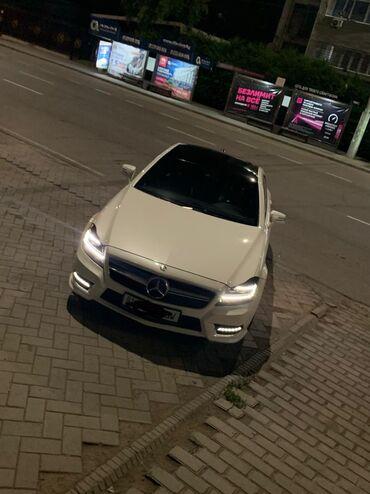 Mercedes-Benz в Кыргызстан: Mercedes-Benz CLS-Class AMG 3.5 л. 2013