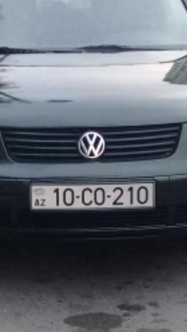 Bakı şəhərində Maşin nömresi satilir