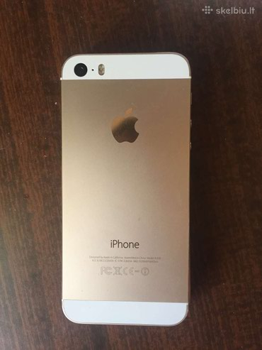 IPhone 5s 16gb gold ! в Бишкек