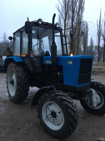 Продаю трактор мтз-82. 1 2008-года выпуска в хорошем состоянии.  вотса в Кант