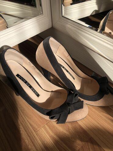 Красивые туфельки от корейского бренда, размер 34