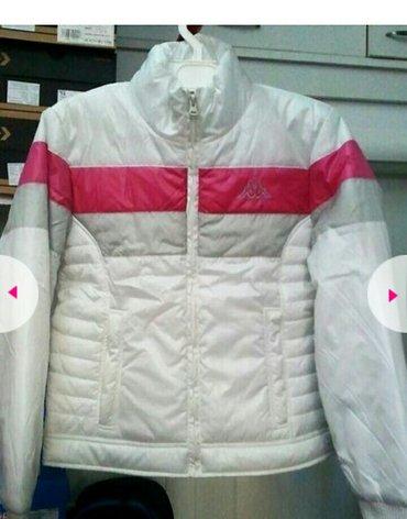 Na prodaju nova kappa jakna veličina m - Smederevo