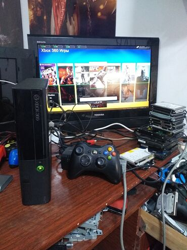 джойстик sega для pc в Кыргызстан: Обмен или продажа Xbox 360 freebot 250gb,записано 30 игр, и можно