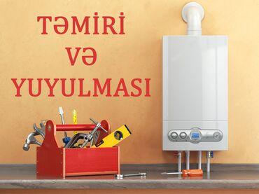 Kameraların quraşdırılması - Azərbaycan: Təmir | Kombi | Evə gəlməklə