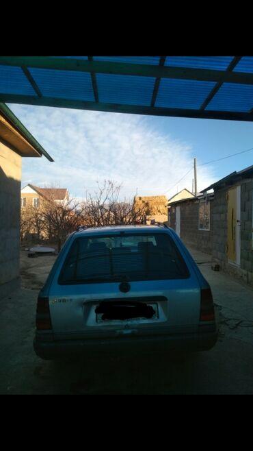Рено универсал - Кыргызстан: Mercedes-Benz W124 2.3 л. 1987 | 11111 км