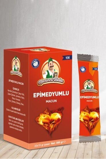 epimedyumlu macun terkibi - Azərbaycan: Epimedyumlu Macun- Effektini ilk həftədən göstərir-Həm uzununa 4-5 sm