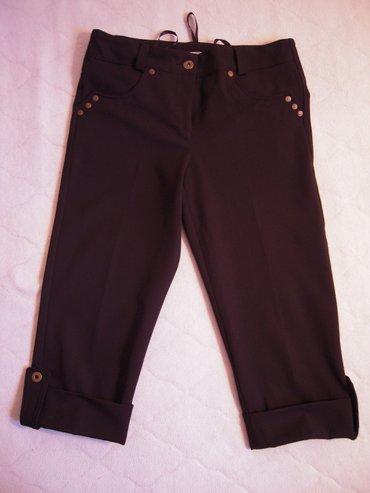 Crne pantalone 3/4 - Nis