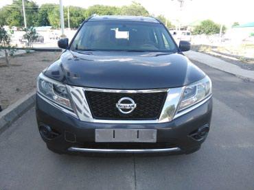 Bakı şəhərində Nissan Pathfinder 2014