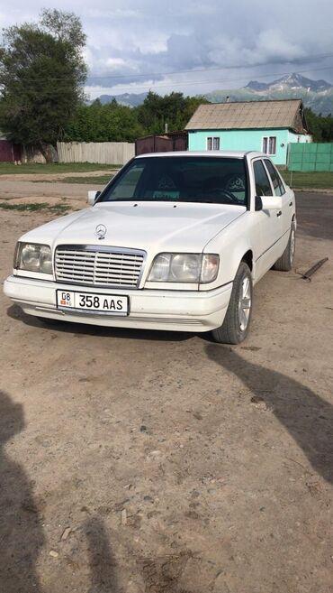 Mercedes-Benz W124 2 л. 1994 | 111111 км