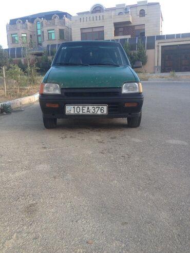 Daewoo Azərbaycanda: Daewoo Tico 0.8 l. 1996   200000 km