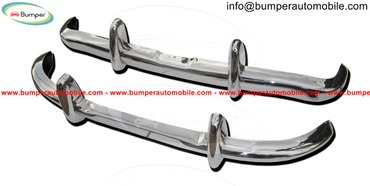 Datsun Roadster Fairlady (1962-1970) bumper stainless steel in Amargadhi  - photo 2
