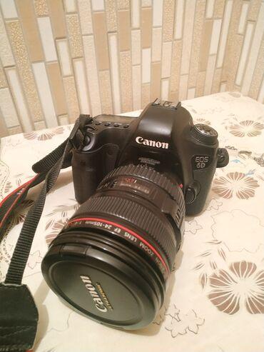 Fotoaparatlar - Bakı: Canon 6d 24-105 etrafli melumat uchun zeng edin
