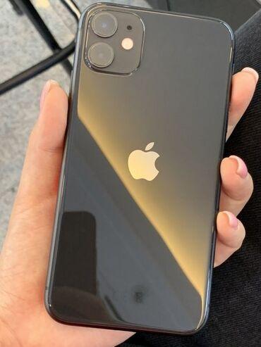 IPhone 11 | 128 ГБ | Черный | Б/У | Гарантия, Face ID, С документами