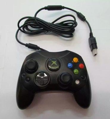 Видеоигры и приставки - Кок-Ой: Куплю один из таких джойстиков. Для приставки xbox ariginal