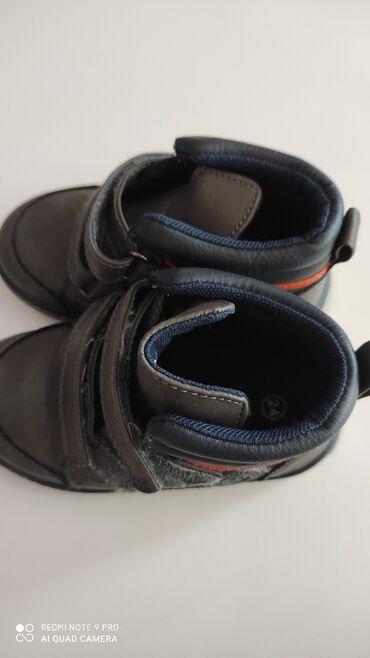 Decije kozne cipele - Srbija: Decije dublje cipele kozne ima anatomski ulozak