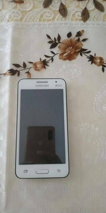 Elektronika Ağsuda: İşlənmiş Samsung Galaxy Core 2 4 GB ağ