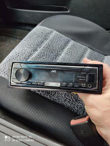 JVS оригинал в отличном состоянии USB AUX RADIO