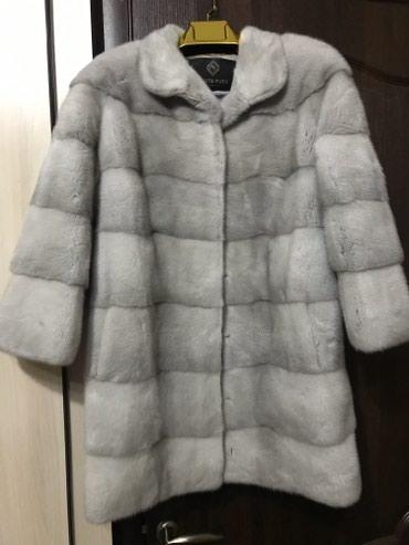 Женская одежда в Кыргызстан: Новая норковая шуба продам срочно. (вотсап). Срочно нужны деньги