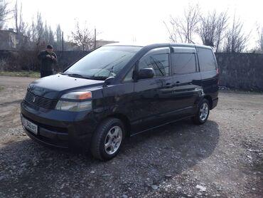 авто из японии в кыргызстан в Кыргызстан: Toyota Voxy 2 л. 2003 | 90000 км