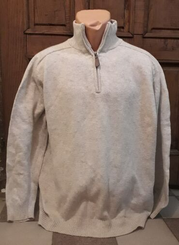 Bexley svetli džemper vel XXL Komotan muški džemper, mešavina