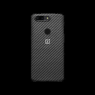 OnePlus 5T Protective Case Karbon в Бишкек