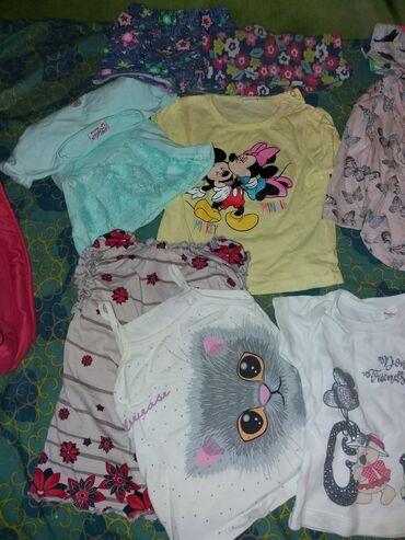 Markice - Srbija: Paket garderobice za devojcice 9-12 meseci. U odlicnom stanju