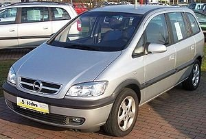 Opel Zafira 2004 в Ош