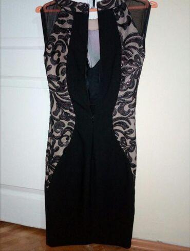 Ostalo | Lazarevac: Fantasticna svecana haljina, samo jednom nosena, velicina 36