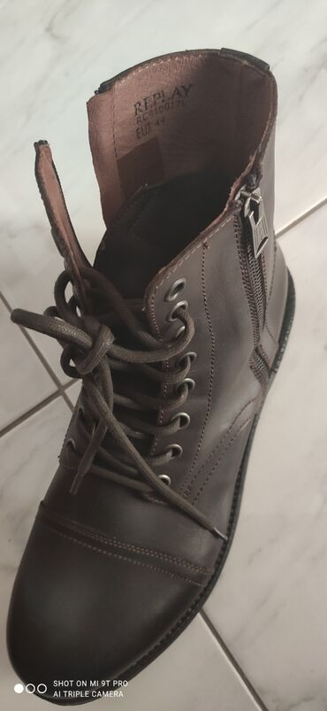Αφεντικες μπότες Replay αφόρετες