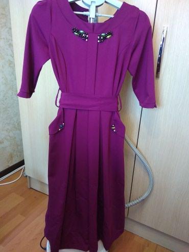 Турецкое платье 36 размера, французкая длина. в Лебединовка