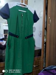 летнее платье 48 размера в Кыргызстан: Летнее платье 46-48 размер за 300с