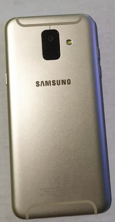 Mobilni telefoni - Kragujevac: Upotrebljen Samsung Galaxy A6 2 GB Silver