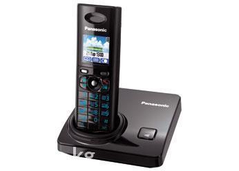 KX-TG8205RU - беспроводной телефон Panasonic DECT с цветным дисплеем в Бишкек