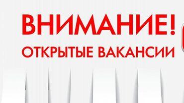 Печать текста на дому работа - Кыргызстан: Продавец-консультант. С опытом. 6/1