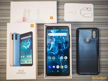 Б/у Xiaomi Mi A2 64 ГБ Черный