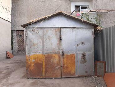 Гамаки - Кыргызстан: Гараж сатылат темири калын жакшы узуну 6 метр туурасы 3метр