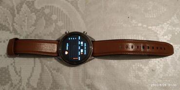 Qol saatları - Mingəçevir: Huawei Smart watch GT2 Originaldır. Her şey var. İdman üçün, gps