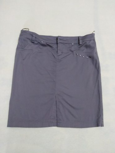 Odlična keper suknjica,siva - Vranje