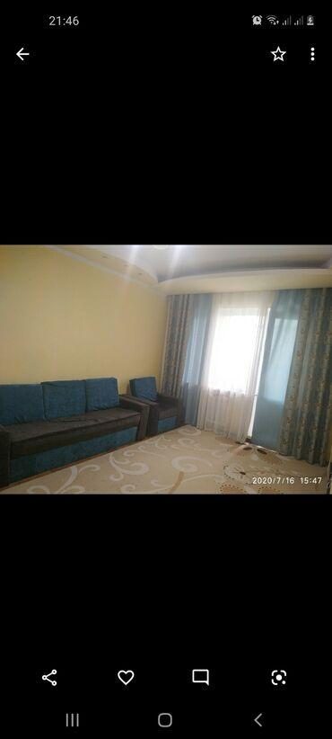 продаю 1 комнатную квартиру в бишкеке в Кыргызстан: 106 серия улучшенная, 1 комната, 37 кв. м С мебелью