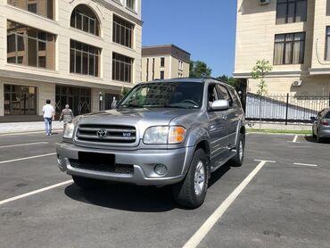 Toyota - Модель: Sequoia - Бишкек: Toyota Sequoia 2003