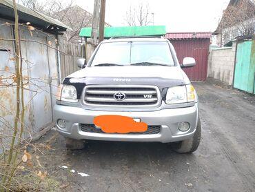 Toyota - Модель: Sequoia - Бишкек: Toyota Sequoia 2001   167000 км